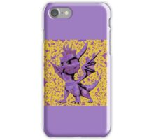 Purple Dragon Kids Clothes, Phone Cases, Journals, Duvet Covers and More iPhone Case/Skin
