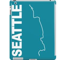 Seattle Collection iPad Case/Skin