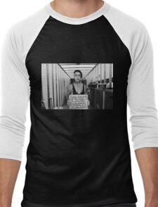 Ronnie Radke Suicide Sign Men's Baseball ¾ T-Shirt