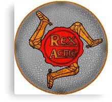 Rex Acme Motorcycle UK Canvas Print