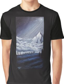 Lonely Mountain Graphic T-Shirt
