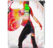 Graffiti Lightpainting iPad Case/Skin