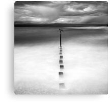 Findhorn - It Marks The Spot Canvas Print