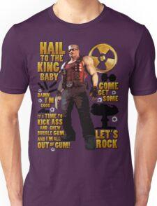 Duke Nukem Unisex T-Shirt