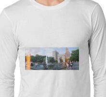 Washington Square Park Long Sleeve T-Shirt