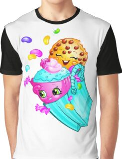 Shopkins basket 3 Graphic T-Shirt