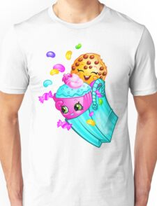 Shopkins basket 3 Unisex T-Shirt