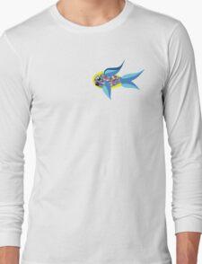 Tropical Rainbow Fish (Please Read Description) Long Sleeve T-Shirt