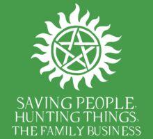 The Family Business II Kids Tee