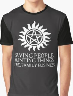 The Family Business II Graphic T-Shirt