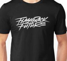 Flashback Future - Anna T-Iron - White Edition Unisex T-Shirt