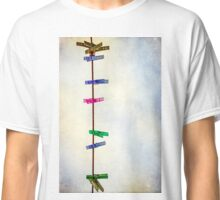 Pegs Classic T-Shirt