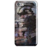 Great Staples Tor, Dartmoor, UK iPhone Case/Skin