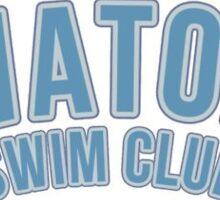 Iwatobi Swim Club Sticker