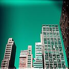 the sky is emerald by Claudio Pepper