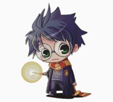 Harry Potter cute chibi Baby Tee
