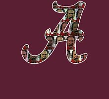 "Alabama Nick Saban ""A"" Unisex T-Shirt"