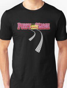 Pussy Wagon Long Tracks Variation 5 Unisex T-Shirt