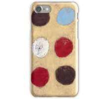 The bird, the flower and the cloud iPhone Case/Skin