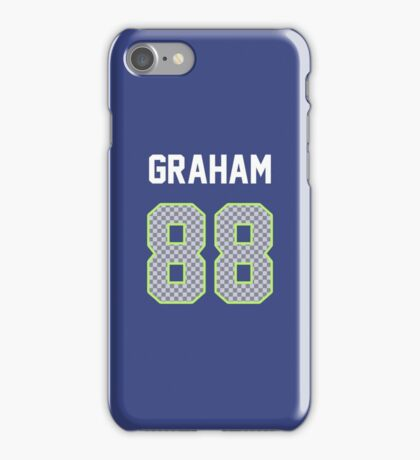 Jimmy Graham Jersey iPhone Case/Skin