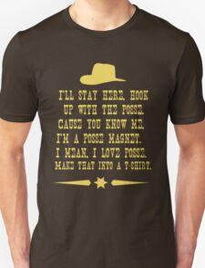 I Love Posse T-Shirt