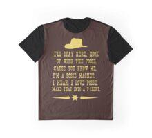 I Love Posse Graphic T-Shirt