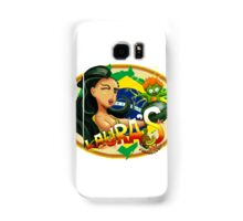 Laura's Fresh Fruit Store ( Laura Street Fighter V ) Samsung Galaxy Case/Skin