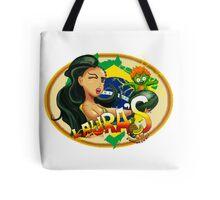 Laura's Fresh Fruit Store ( Laura Street Fighter V ) Tote Bag