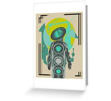 Conquest : Foreign Time Traveler : 2 Greeting Card