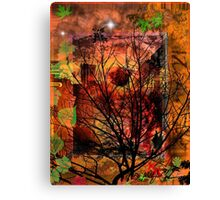 Dreams Of Trees Canvas Print