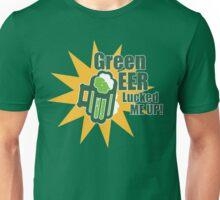 Green Beer Luck Unisex T-Shirt