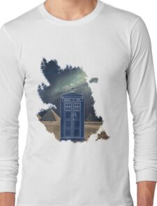 Dr. Who  Long Sleeve T-Shirt
