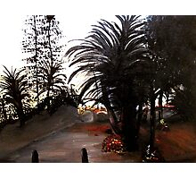 Tenerife Sunset Photographic Print