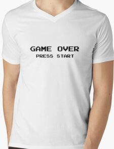 Game Over Pc Vintage Ninetendo T-Shirt