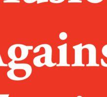 Music Against Fascists-2 Sticker