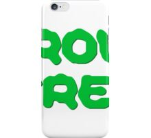 GTA San Andreas Game PC XBOX Playstation Grove Street Quotes CJ iPhone Case/Skin