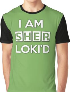 Sher Loki'd Graphic T-Shirt