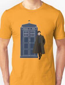 Dr. Who / Sherlock Unisex T-Shirt