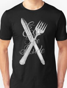 Eat the rude (WHITE) T-Shirt
