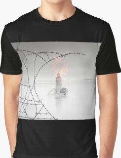 Our Good Will Has Limits. Graphic T-Shirt
