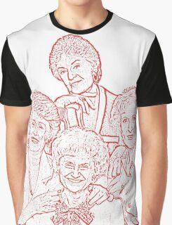 Golden Girls Graphic T-Shirt