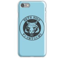 HOTH HIGH TAUNTAUNS iPhone Case/Skin