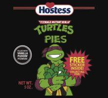 Teenage Mutant Puddin' Pies Baby Tee