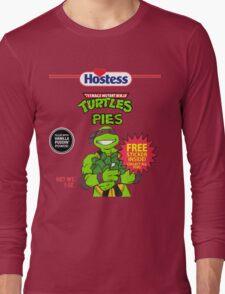 Teenage Mutant Puddin' Pies Long Sleeve T-Shirt