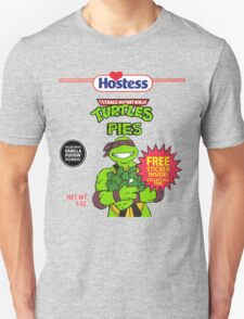 Teenage Mutant Puddin' Pies Unisex T-Shirt