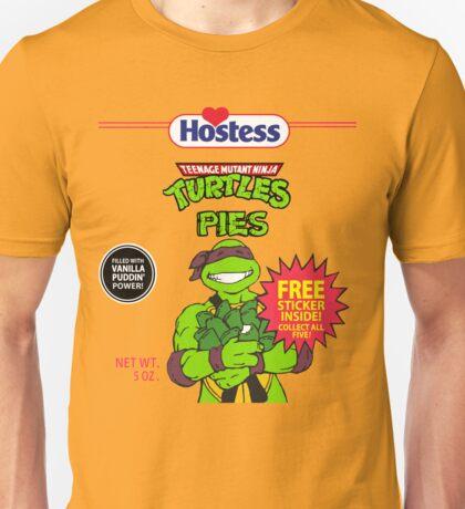 Teenage Mutant Puddin' Pies Unisex T-Shirt