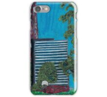 colfax and milwaukee; may's flurries  iPhone Case/Skin