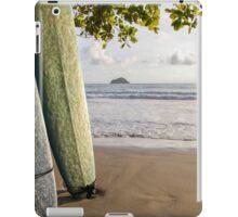 Surfing Break iPad Case/Skin