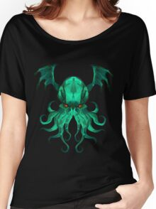 Cthulhu Vector Women's Relaxed Fit T-Shirt