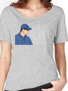 Friday Night Lights - Panthers, Clear Eyes Full Hearts Can't Lose Women's Relaxed Fit T-Shirt